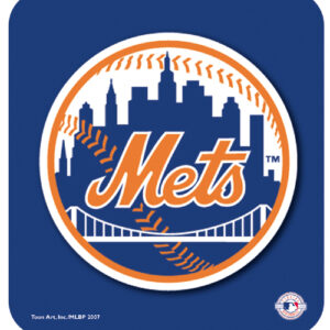 Mets Logo Mouse Pad-0