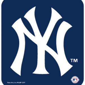 Yankee Blue Logo Mouse Pad-0