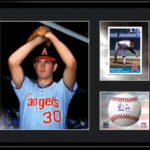 Nolan Ryan - Angels Lithograph-0