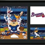 Looney Tunes Baseball 11×14 Lithograph (Available in all MLB teams)-0