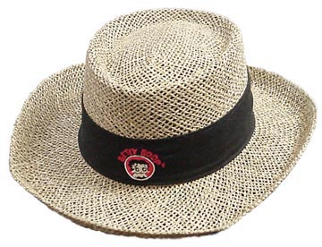 Straw Hat – Betty Boop-0
