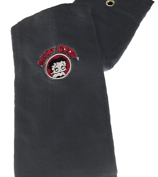 Golf Towel – Betty Boop-0