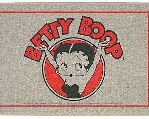 Welcome Mat - Betty Boop-0