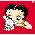 Mousepad – Betty's Pal Pudgy-0