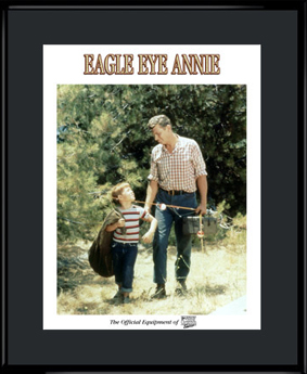 Eagle Eye Annie 11x14 Lithograph-0