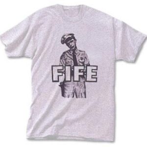 T-Shirt - Security By Fife-0
