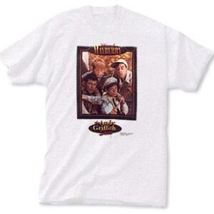 T-Shirt - Men Of Mayberry-0