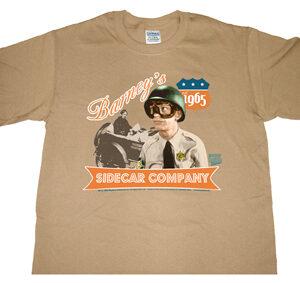 T-Shirt - Barney's Sidecar-0