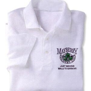 Golf Shirt - Mayberry Country Club-0