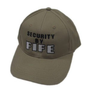 Hat - Security By Fife-0