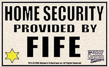 Welcome Mat - Security By Fife-0