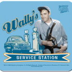 Mouse Pad – Wally's Service Station-0