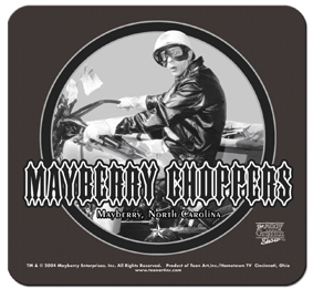 Mouse Pad - Mayberry Choppers-0