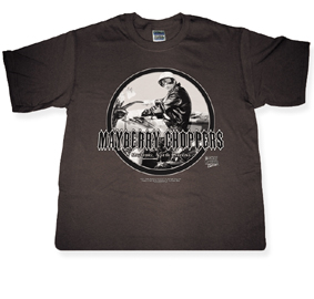 T-Shirt - Mayberry Choppers-0