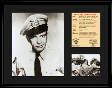 Barney Fife Lithograph-0