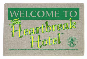 Welcome Mat - Heartbreak Hotel-0
