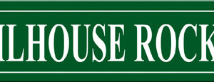 Street Sign - Jailhouse Rock Road-0