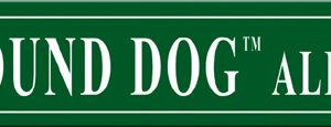 Street Sign - Hound Dog Alley-0