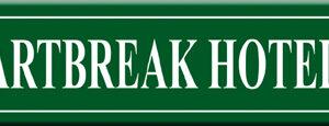 Street Sign - Heartbreak Hotel Hwy-0