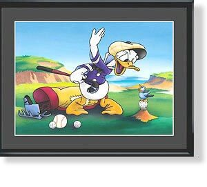 Donald Duck Temper Temper Golf-0