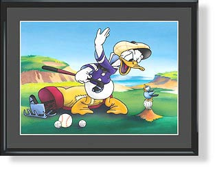Donald Duck Temper Temper Golf-0