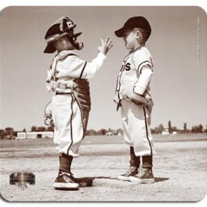 Mousepad - Baseball Buddies-0
