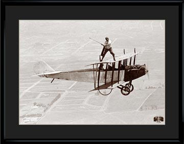 I'll Drive You Fly - 11x14 Lithograph-0