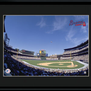 Turner Field Lithograph-0