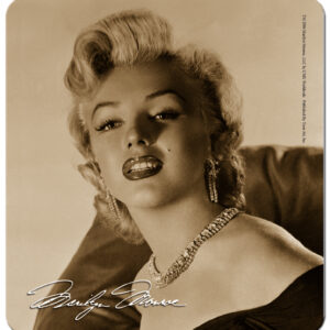 Marilyn Portrait Mouse Pad-0