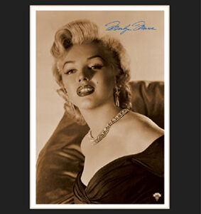 Lithograph - 11x14 Marilyn Monroe Portrait-0