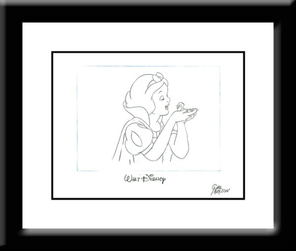 Snow White Drawing-0