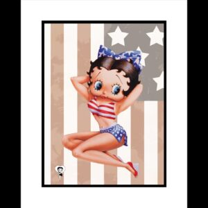 America's Betty - Giclee 16x20-0