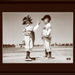 Lithograph - 11x14 Baseball Buddies-0