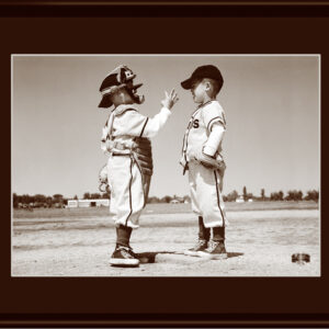 Lithograph - 11x14 Baseball Buddies-0