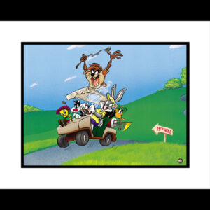 To The 19th Hole 16x20 Giclee-0