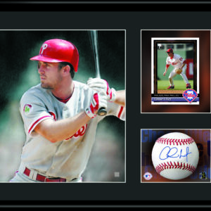 Chase Utley Collectible LIthograph