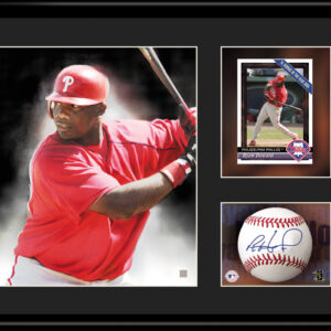 Ryan Howard Lithograph