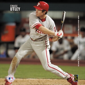 Chase Utley Action MP