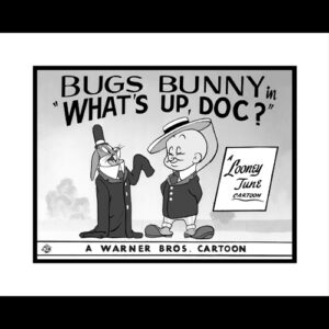 What's Up Doc 16x20 Lobby Card Giclee-0