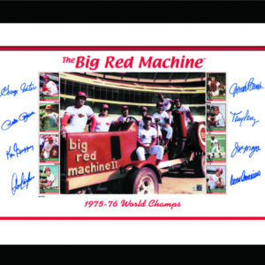 Big Red Machine Tractor