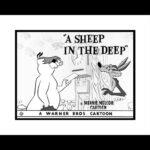 A Sheep In the Deep – 16×20 Lobby Card Giclee-0