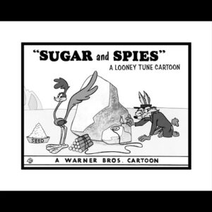 Sugar and Spies 16x20 Lobby Card Giclee-0