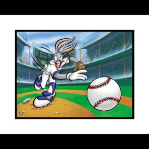 Warner Bros. Fastball Bugs Giclee