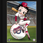 Betty on Deck - Washington Nationals