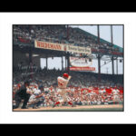 Tony Perez Crosley Field Signed