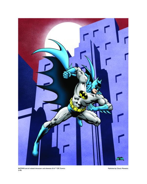 Batman Running 55009
