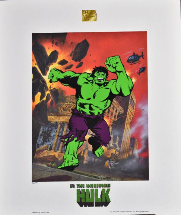 Marvel Hulk B