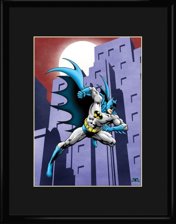 dc-Batman-Running-11×14-framed
